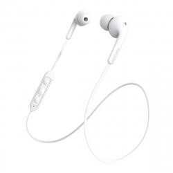 DeFunc PLUS Music auriculares Bluetooth blancos