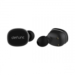 Defunc TRUE intra auriculares True Wireless negros