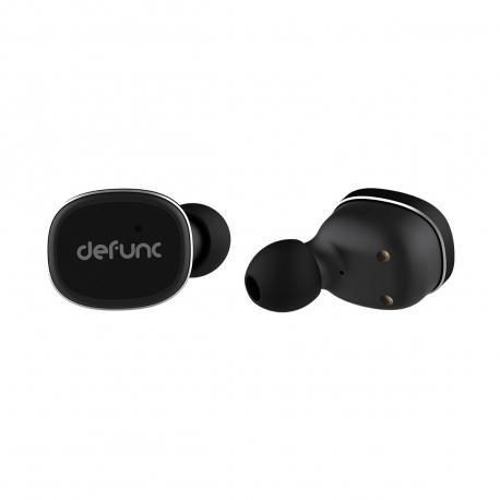 Defunc TRUE intra auriculares True Wireless negros