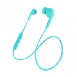 DeFunc Basic Music auriculares bluetooth cyan