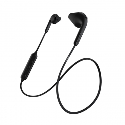 DeFunc Basic Hybrid auriculares bluetooth negros