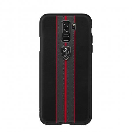 Ferrari funda Samsung Galaxy S9 Folio Urban negra