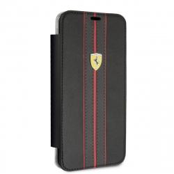 Ferrari funda Samsung Galaxy S9 Plus Folio Urban negra