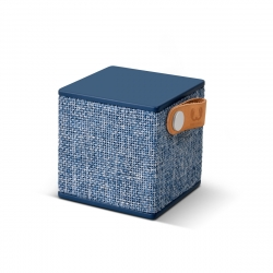 Fresh'N Rebel altavoz Bluetooth Rockbox CubeFabric Edition Indigo