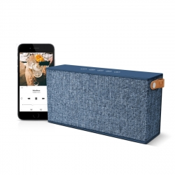 Fresh'N Rebel altavoz Bluetooth Rockbox Chunk Fabric Edition Indigo