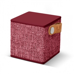 Fresh'N Rebel altavoz Bluetooth Rockbox CubeFabric Rubi