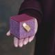 Fresh'N Rebel altavoz Bluetooth Rockbox CubeFabric Rubi