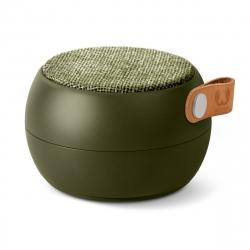 Fresh'N Rebel altavoz Bluetooth Rockbox Round Fabric Edition Verde Militar