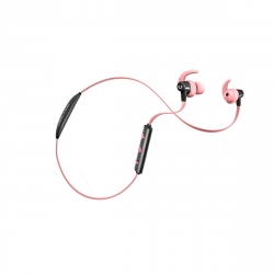 Fresh'N Rebel auriculares Lace Wireless Sport rosa