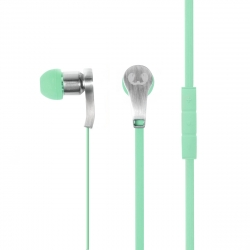 Fresh'N Rebel auriculares estéreo 3,5mm con micro Lace Peppermint