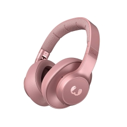 Fresh'N Rebel Clam ANC Wireless cascos Bluetooth plegables con cancelación activa de ruido Dusty Pink