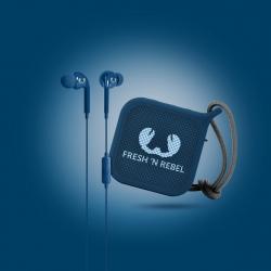 Fresh'N Rebel Gift Pack - Pebble + Vibe Indigo