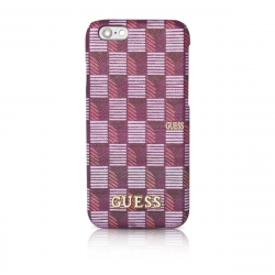 Guess carcasa Apple iPhone 6S/6 Jet Set rosa