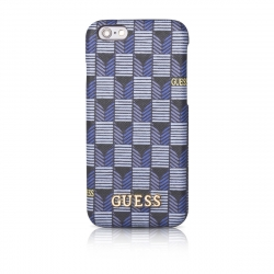 Guess carcasa Apple iPhone 6S/6 Jet Set azul