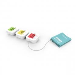 iHealth tensiómetro y monitor inalámbrico inteligente Track