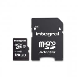 Integral Memory tarjeta memoria microSD XC 128GB clase 10