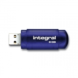 Integral Memory memoria portátil USB 8GB EVO