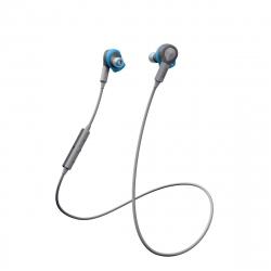 Jabra Sport Coach auricular estéreo Bluetooth DOLBY con acelerómetro azul
