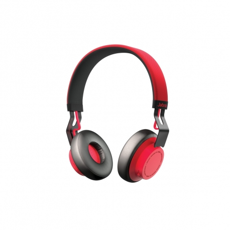 Jabra Move Cascos Bluetooth Estéreo Rojo