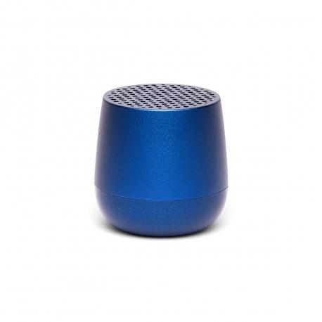 Lexon mino altavoz bluetooth azul