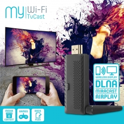 muvit iO adaptador TV cast Wifi