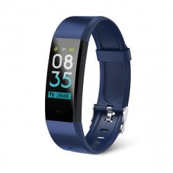 muvit iO pulsera de actividad y sueño Health Tensio Lite azul