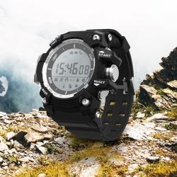 muvit iO reloj de actividad y sueño SportTime negro