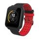 muvit iO reloj de actividad y sueño Trendy negro/rojo