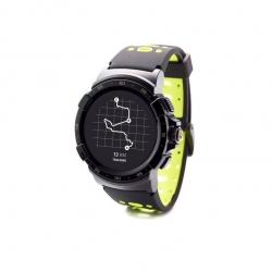 MyKronoz reloj ZeSport 2 negro/amarillo