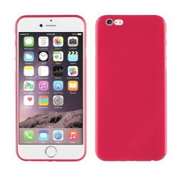 muvit Life funda Apple iPhone 6S/6 ultrafina Fever fucsia