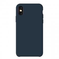 muvit Life carcasa Apple iPhone Xs/X Liquid gris