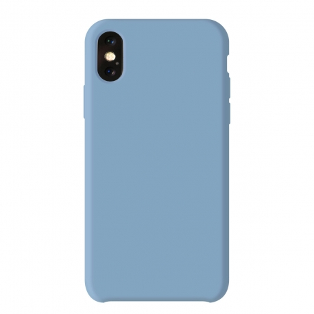 muvit Life carcasa Apple iPhone Xs/X Liquid azul