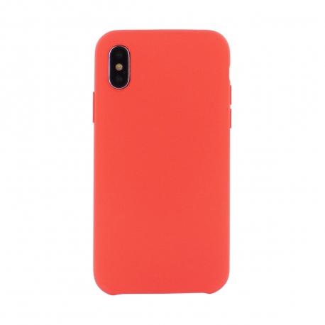 muvit Life carcasa Apple iPhone Xs/X Liquid coral
