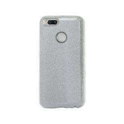 muvit Life carcasa Xiaomi Mi A1 Glow plata