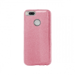 muvit Life carcasa Xiaomi Mi A1 Glow rosa