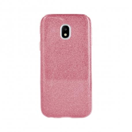 muvit Life carcasa Samsung Galaxy J3 2017 Glow rosa