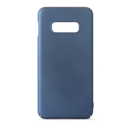 muvit Life carcasa Samsung Galaxy S10e azul metalica