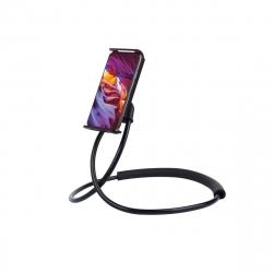 "muvit Life soporte Lazy holder para smartphone hasta 6,2"" negro"