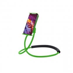 "muvit Life soporte Lazy holder para smartphone hasta 6,2"" verde"