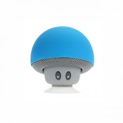muvit Life altavoz Bluetooth función soporte Mushpeaker azul