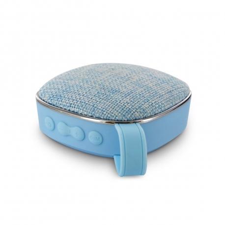 muvit life altavoz Wireless tela azul