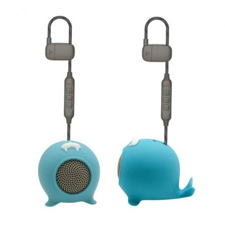muvit life altavoz Wireless leon marino azul