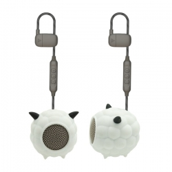 muvit life altavoz Wireless oveja blanca