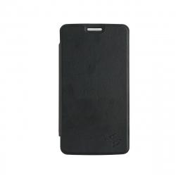 Made for Motorola funda Folio Motorola Moto E4 negra