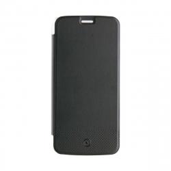 Made for Motorola funda Folio Motorola Moto G6 Play negra