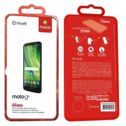 Made for Motorola protector pantalla Motorola Moto G6 vidrio templado plano