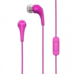 Motorola auriculares estéreo Earbuds 2 3,5mm rosa