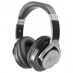 Motorola cascos estéreo 3,5mm Pulse max negro