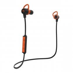 Motorola auriculares Bluetooth Verve Loop naranja/negro