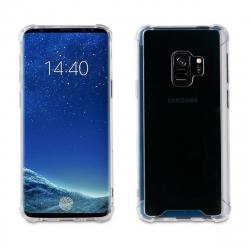 muvit Pro funda Cristal Bump Samsung Galaxy S9 shockproof 2mtransparente